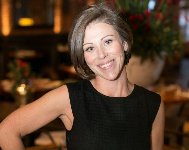 Jeni Turner, Banquet Manager of Central - Downtown Montgomery, AL. www.central129coosa.com