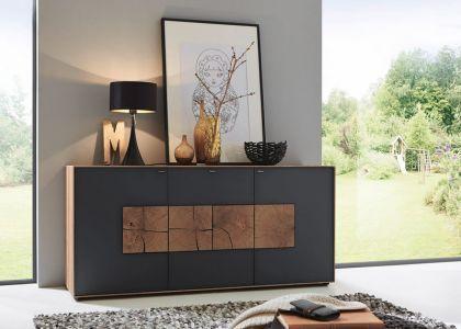 moderne-kommode-mit-holzjpg Schlafzimmer Pinterest - sideboard für schlafzimmer