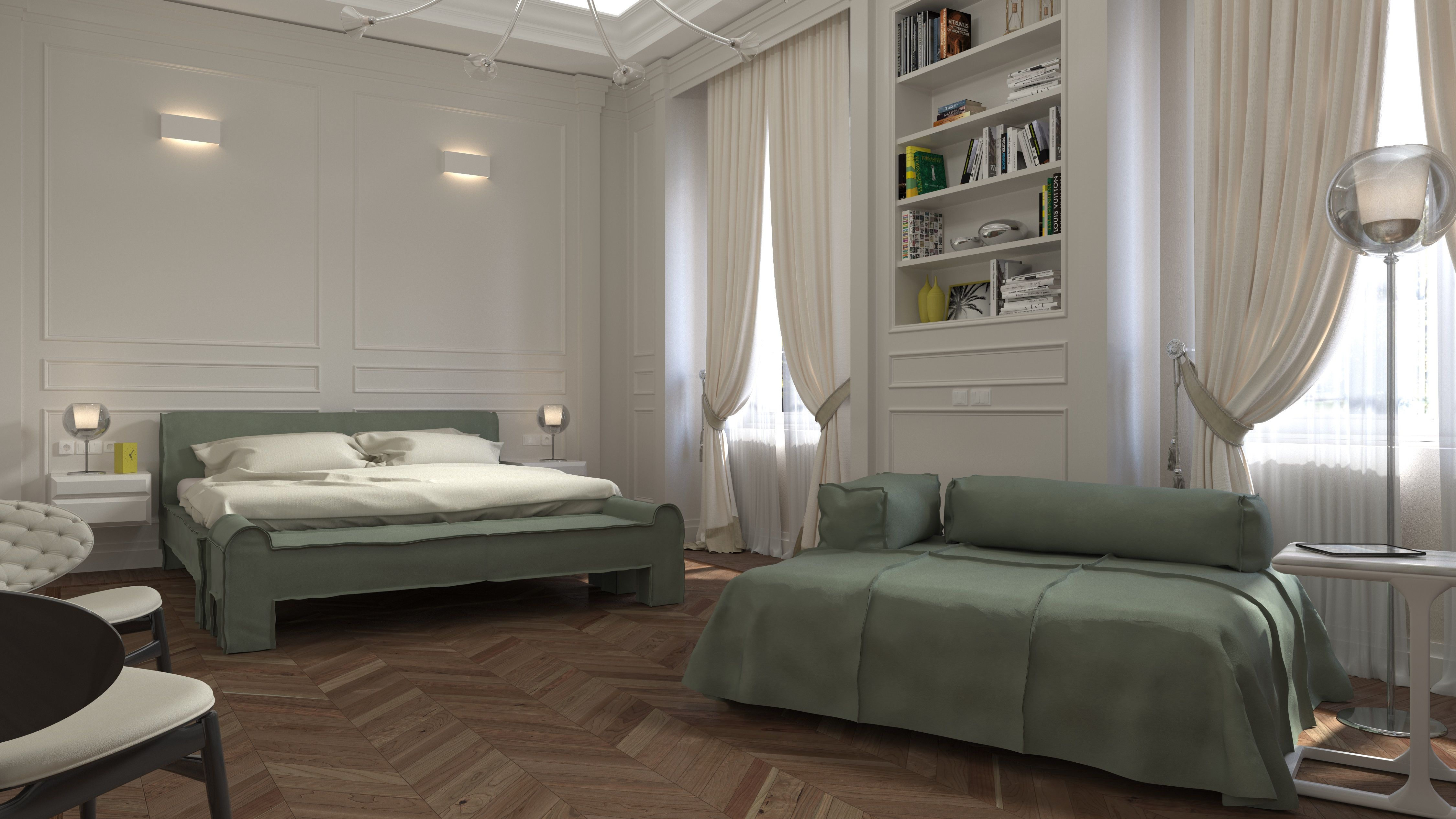 Bedroom 1 4 Img001 #Massimotrezziforniture Project By Massimo Trezzi Forniture