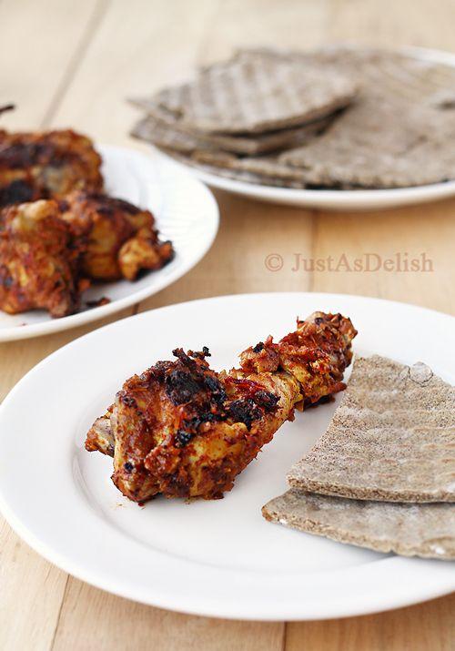 Ayam Golek Gaya Pahang Pahang Style Spicy Grilled Chicken Recipe Spicy Grilled Chicken Chicken Chicken Recipes