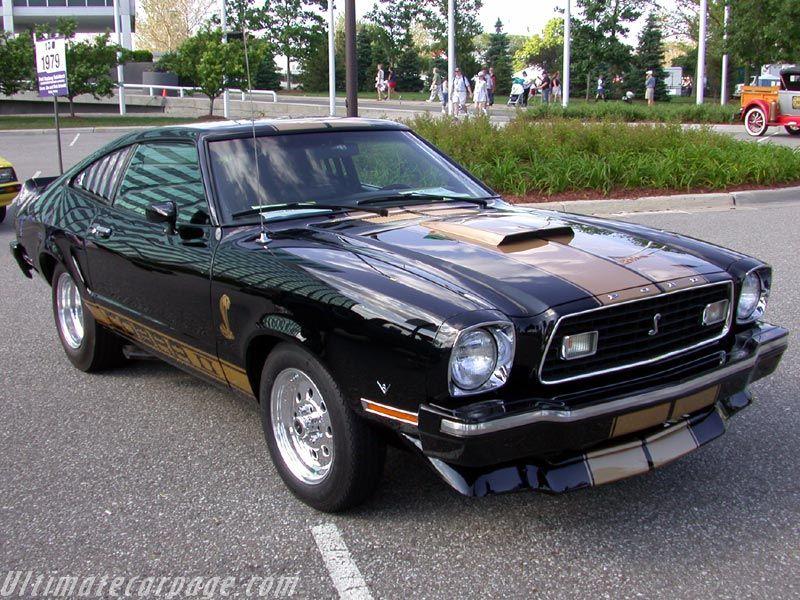 1976 Mustang Cobra 1976 Mustang Cobra Ii Ultimatecarpage Com