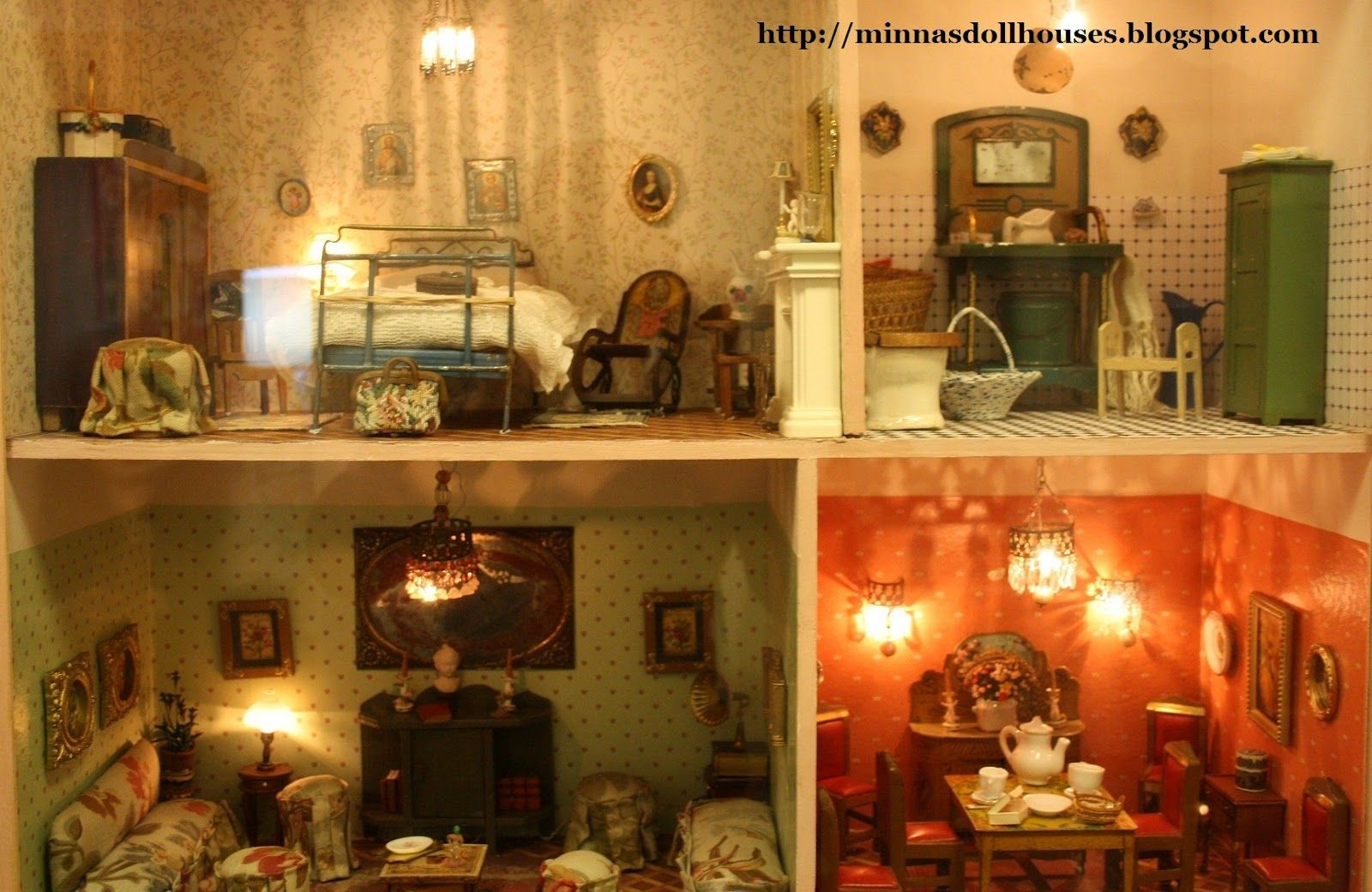 Visit Doll's House Museum in Malaga  Almost a hundred houses
