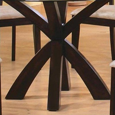 Coaster Home Furnishings 101071 Casual Dining Table Base, Deep