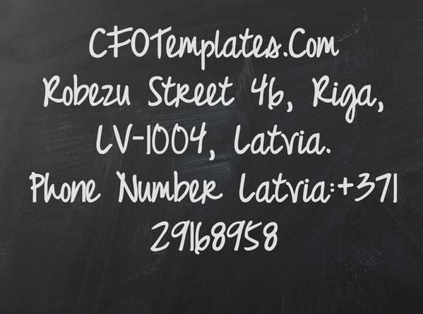 CFO TEMPLATES   CFOTemplates.Com   Pinterest