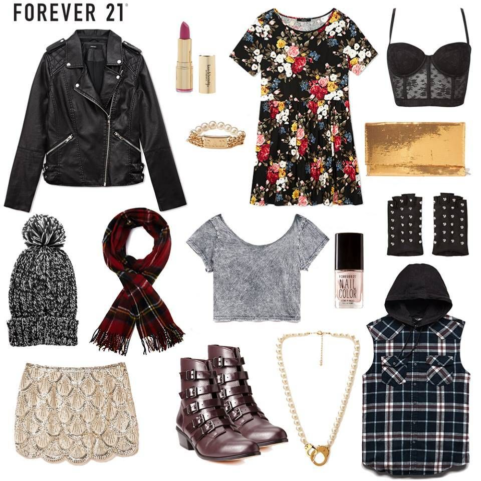 Fall Outfit Inspiration | Grunge fashion, Fall fashion ...