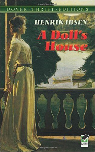 Amazon Com A Doll S House Dover Thrift Editions 9780486270623 Henrik Ibsen Books House Book Good Books Books