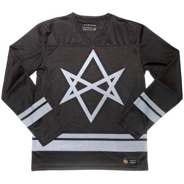 Antivist Hockey Jersey Clothes Design Clothes Long Sleeve Tshirt Men