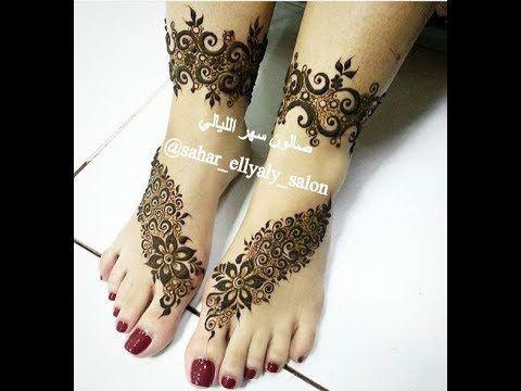 نقوش حناء جديدة روعة شاركيها مع صديقاتك نقش حناء جديد لكل المناسبات Hand Henna Henna Hand Tattoo Mehndi Designs