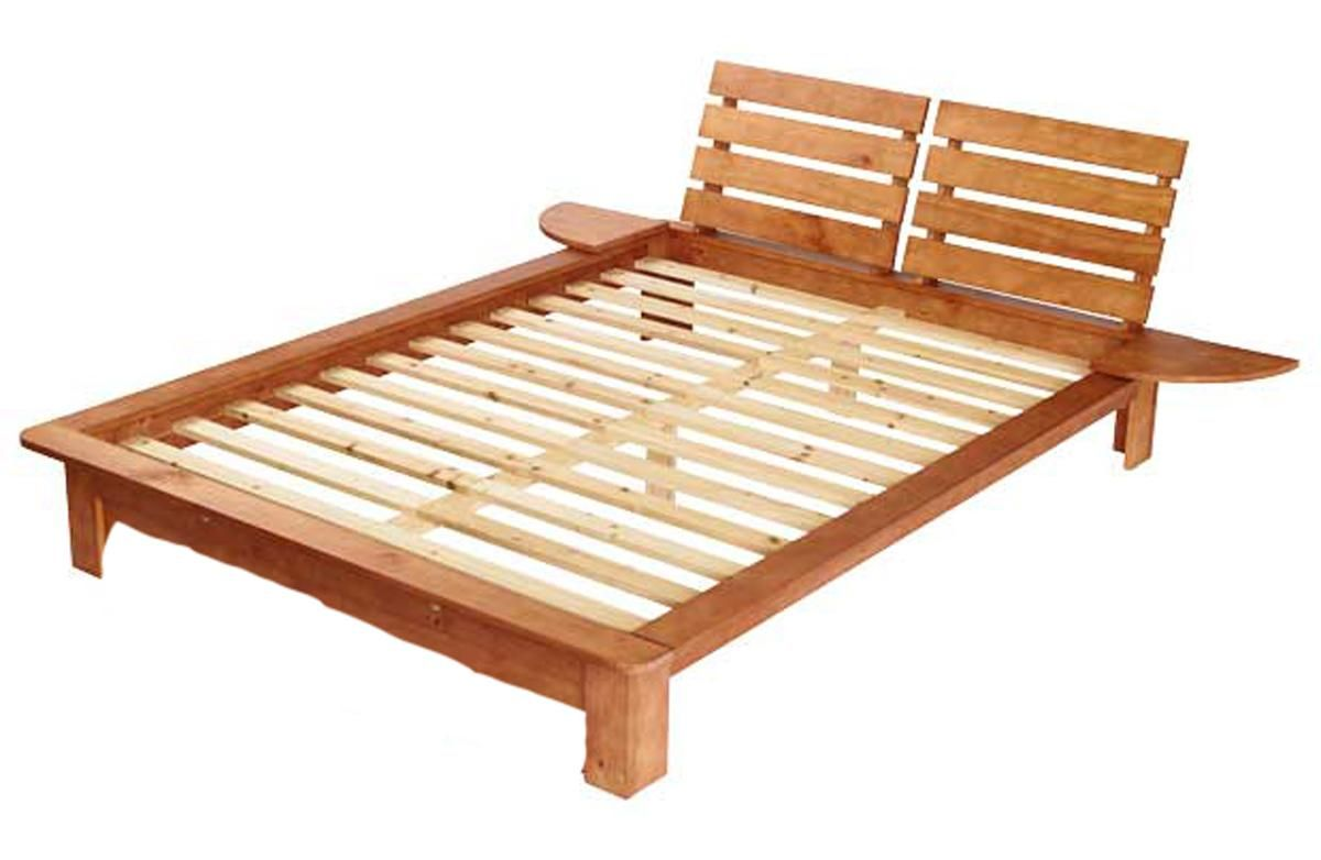 New Nordic 6ft Super King Size Pine Bed Frame
