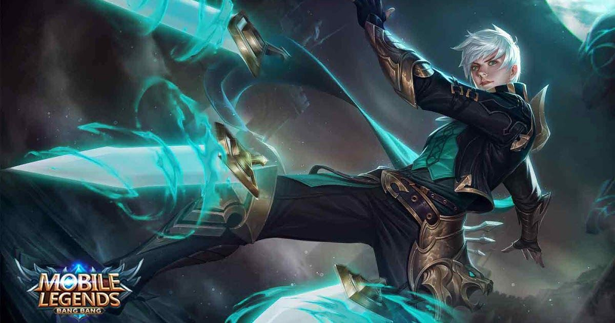 Gusion Gossen Mobile Legends Wallpapers Mobile Legend Wallpaper Alucard Mobile Legends Mobile Legends