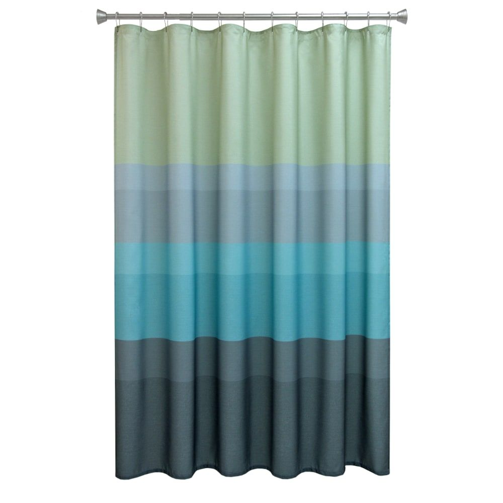 Chevron Beach Striped Fabric Shower Curtain Fabric Shower Curtains Striped Shower Curtains Curtain Texture