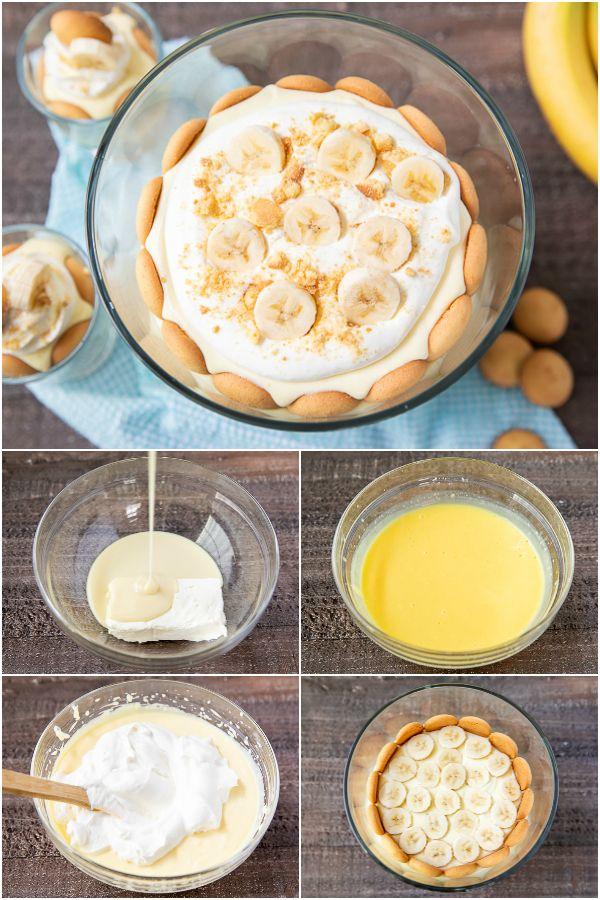 GlutenFree Banana Pudding Recipe Banana pudding