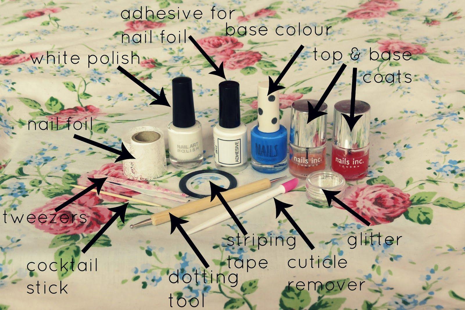Rio Professional Nail Art Choice Image Easy Nail Designs For