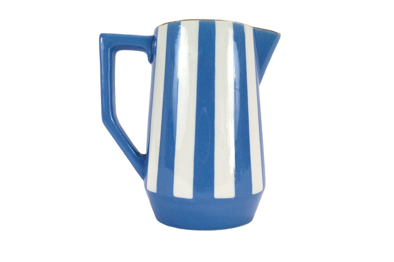 cremier vintage pot a lait en ceramique