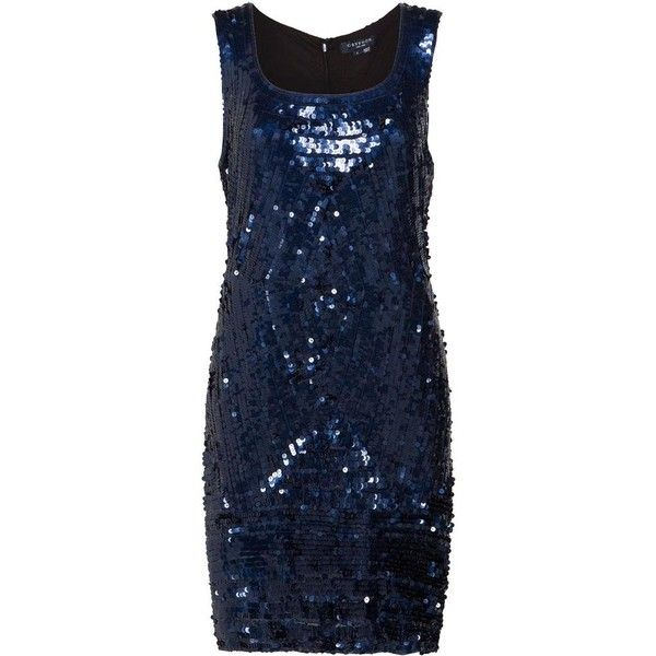 75bf8d902d38a GRYPHON Party Sequin Dress (8.420 RUB) ❤ liked on Polyvore featuring dresses