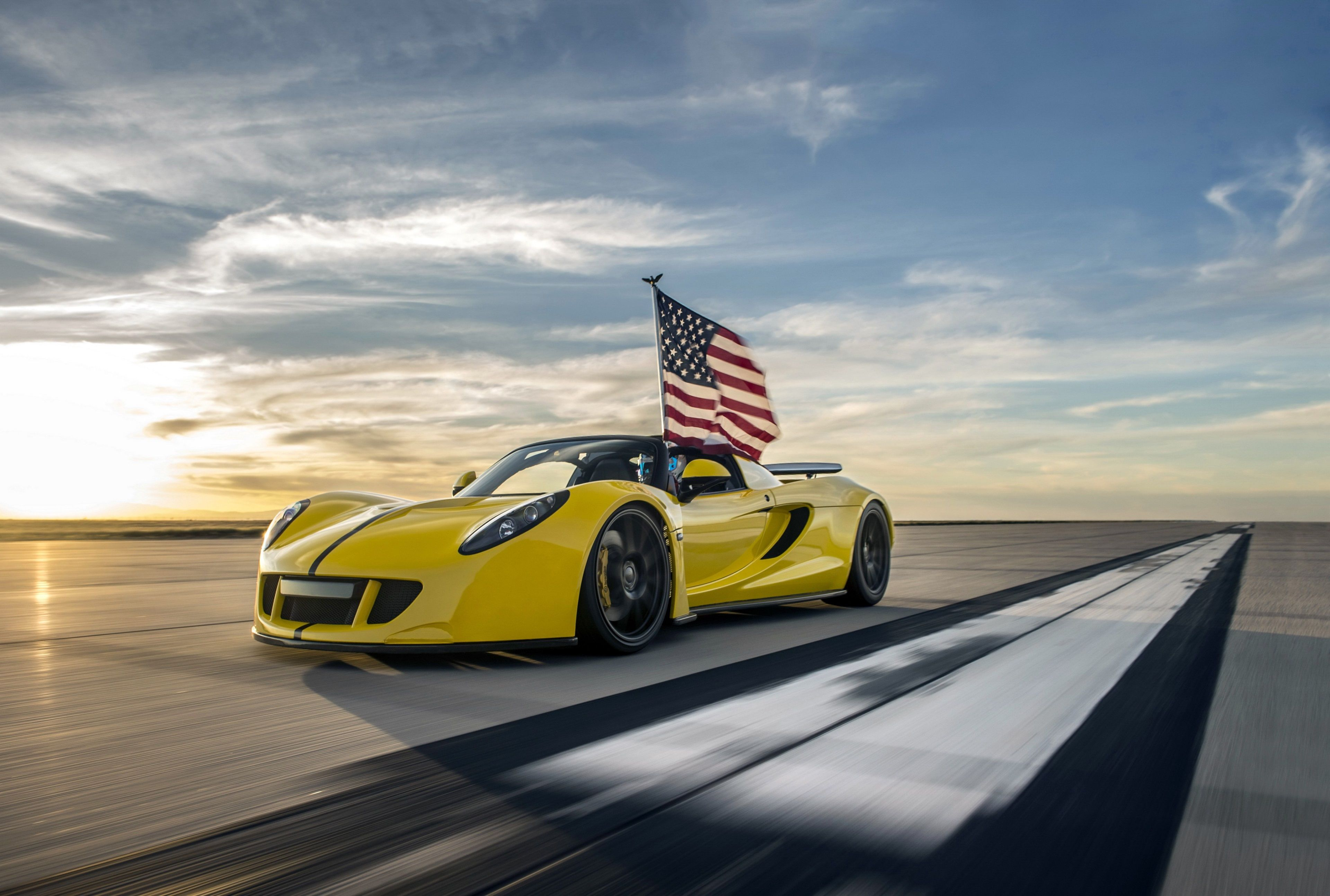 fastest cars in the world - HD3840×2400