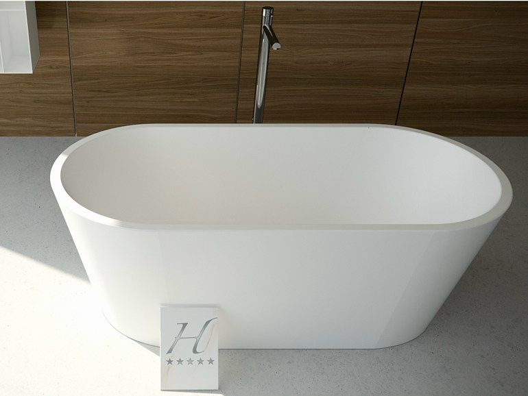 Vasca Da Bagno Ovale Prezzi : Vasca da bagno ovale diamond tub by dimasi bathroom by archiplast