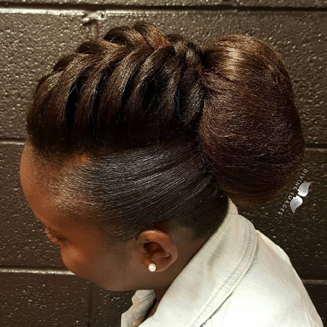 cute updos for natural hair natural braids bun updo and updo