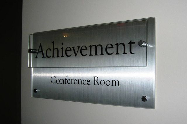 Brushed Aluminum Sign Allied Solutions Aluminum Signs Vinyl Banner Printing Room Signage