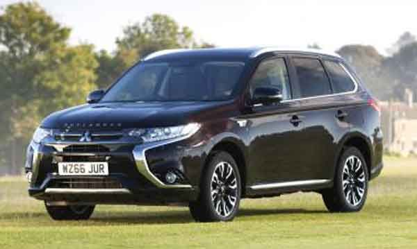 Mitsubishi Outlander Suv Petrol Gets Updated For 2020 Cars Uk Outlander Suv Mitsubishi Outlander Outlander Phev