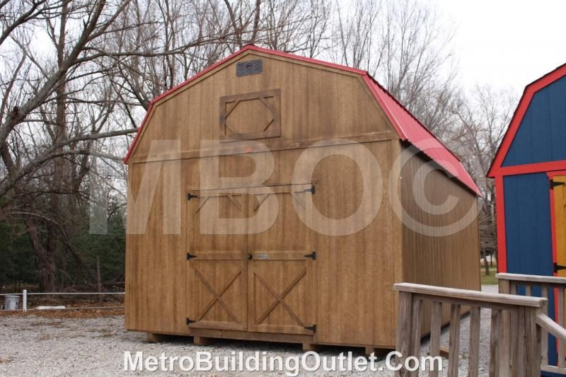 ***DISCOUNTED*** 14x24 LOFTED BARN | Portable storage ...
