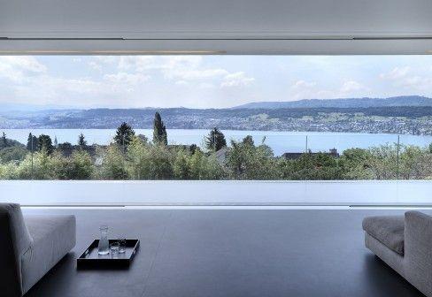 View via Feldbalz Sky Frame