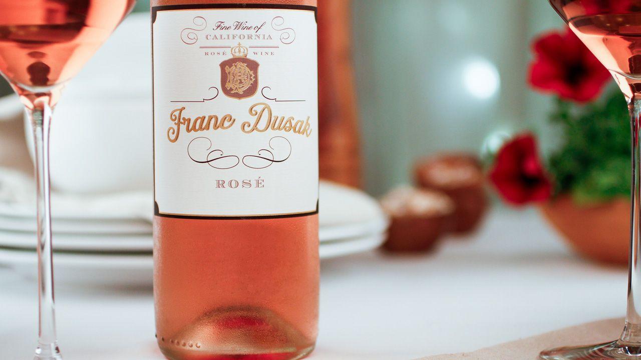 Franc Dusak California Rose Nv Wine And Beer Rose Rose Wine
