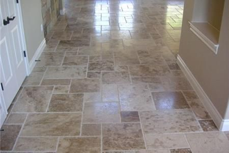 images about tile flooring on pinterest double wall ovens can lights and paver patterns - Tile Floor Patterns