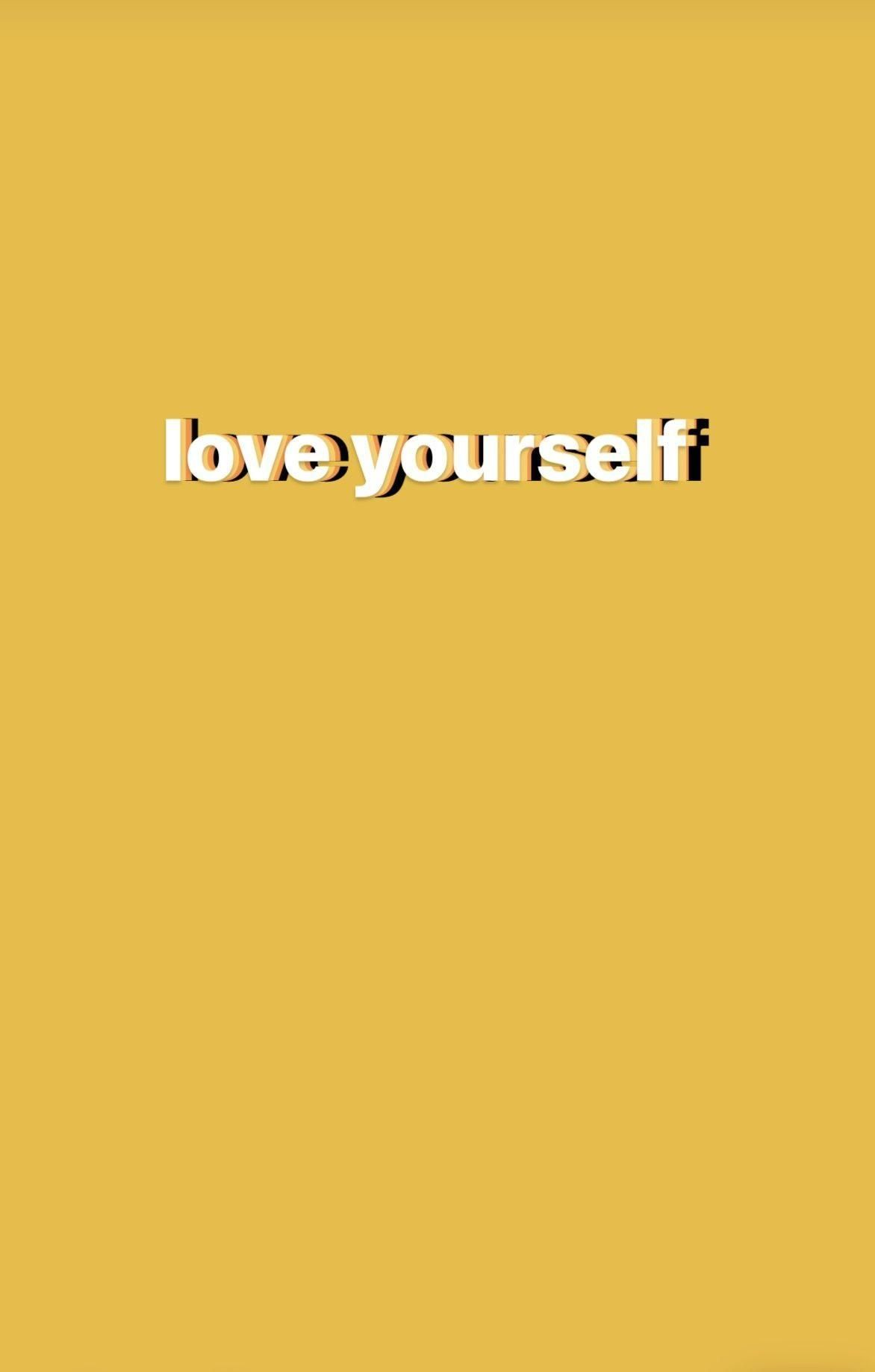 Iphone Aesthetic Pastel Tumblr Pastel Positivity Quotes Pastel Yellow Wallpaper In 2020 Yellow Quotes Yellow Wallpaper Yellow Aesthetic