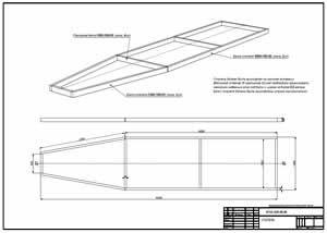 Проекты и строительство катеров в Водно-моторном