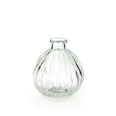 vase soliflore en verre pas cher à 2,25 euros- tartifumedéco