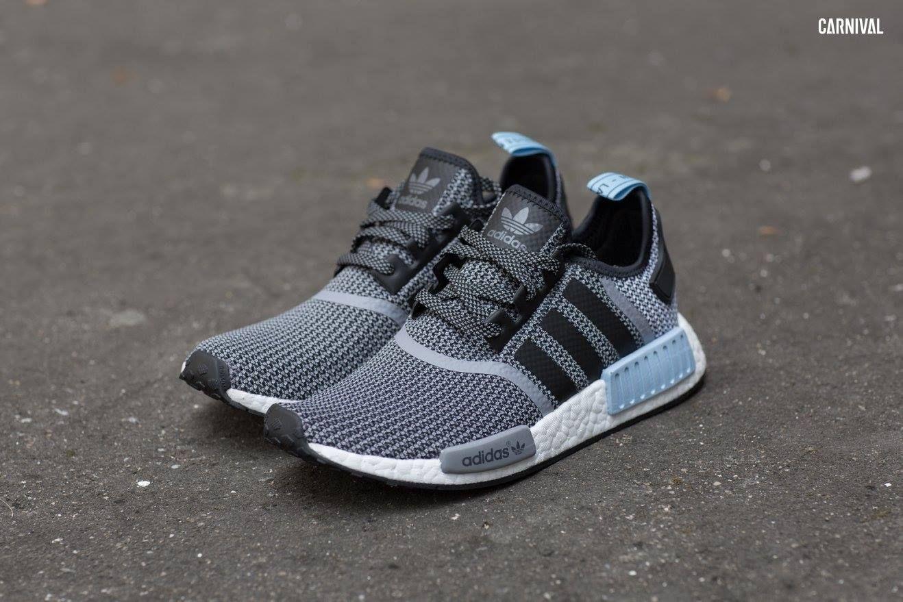 Adidas NMD R1 STLT Boost Shoes : wordshoesvip