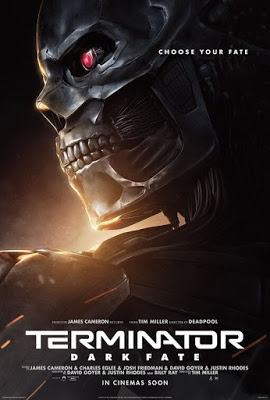 Terminator Dark Fate Trailers Tv Spots Clips Featurettes Images And Posters Terminator Fate Movie Download Movies