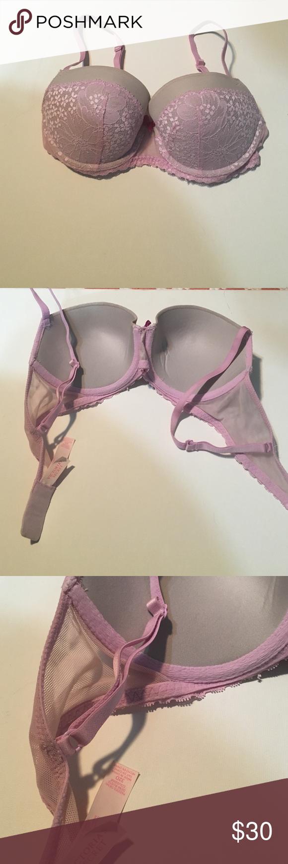 Victoria secret bra 32d NWOT Victoria's Secret brawl padded Demi 32d NWOT Victoria's Secret Intimates & Sleepwear Bras