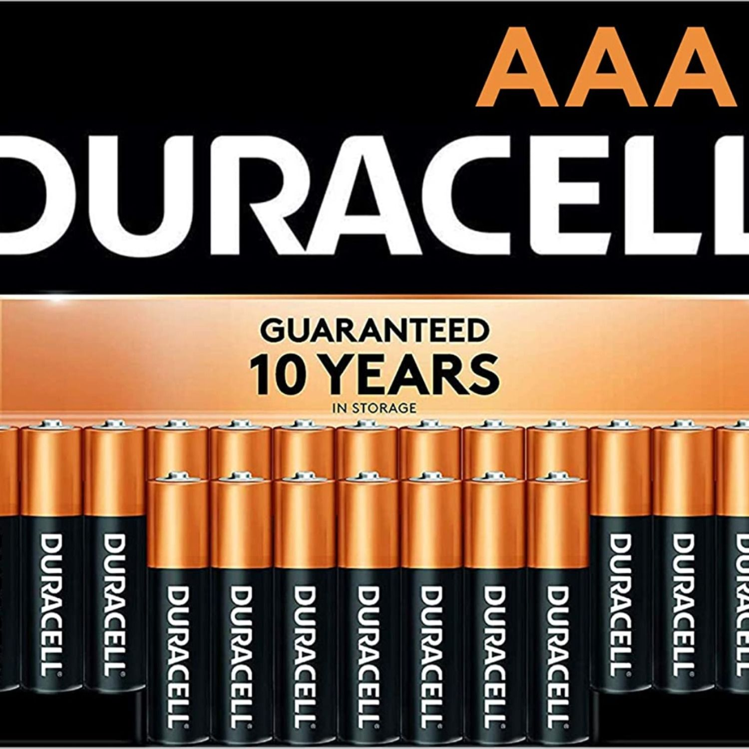 Duracell Coppertop Aaa Alkaline Batteries Long Lasting All Purpose Triple A Battery Duracell Duracell Batteries Alkaline Battery