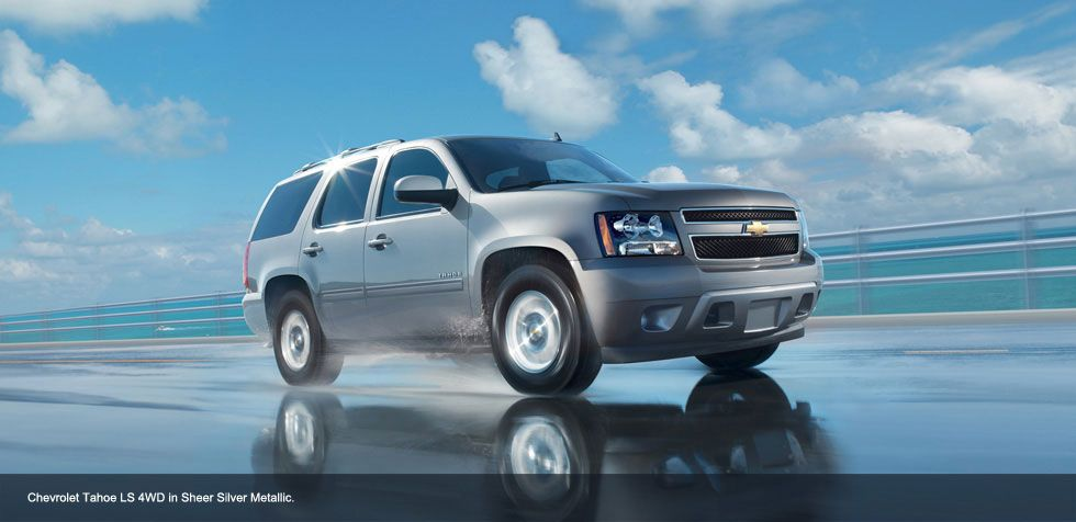 2011 Chevy Tahoe New SUV Chevrolet Chevy tahoe