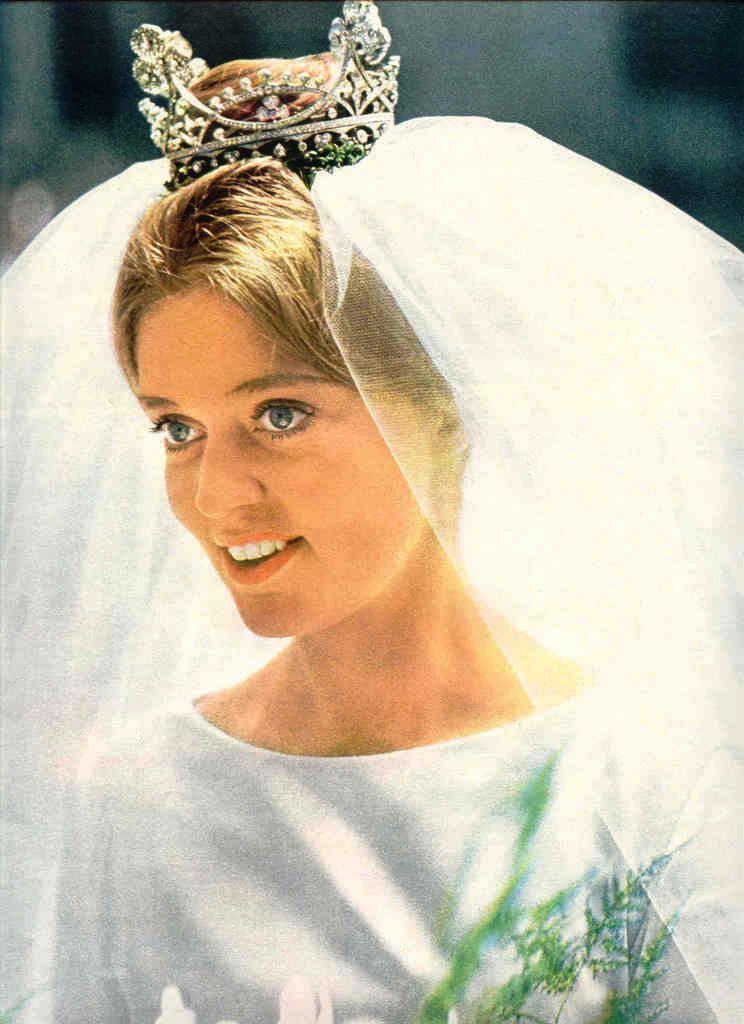 Princess Birgitta of Sweden, Princess of Hohenzollern and ...