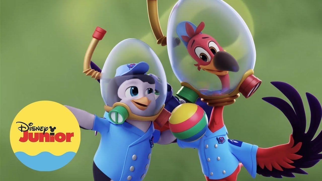 Vai Ser Voce Tots Servico De Entrega De Filhotes Brinquedos Da Minnie Mouse Disney Junior Filhotes [ 720 x 1280 Pixel ]