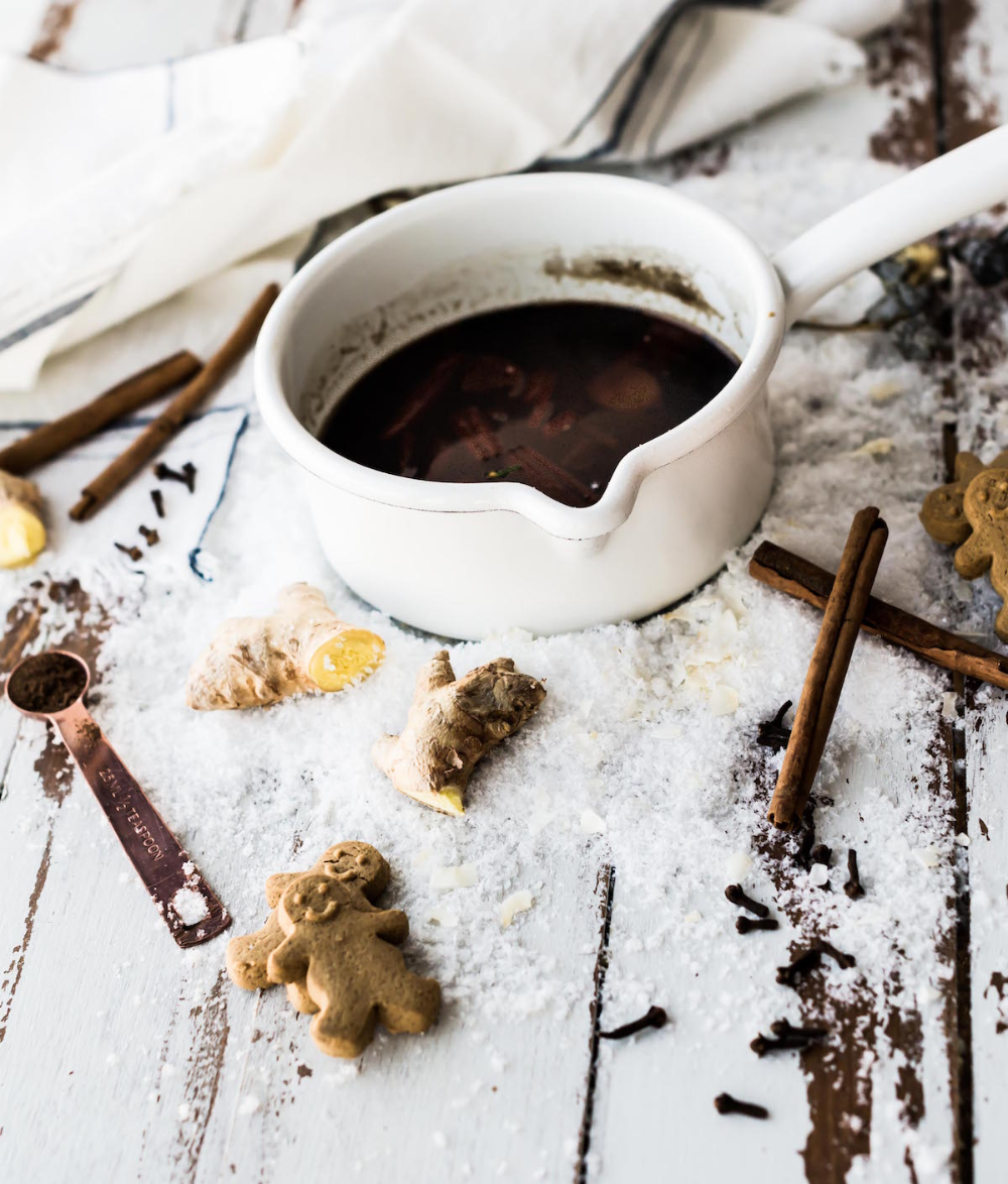 Gingerbread Syrup, Gingerbread