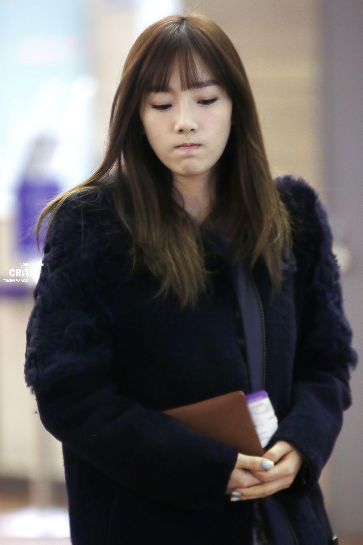 taeyeon's bangs again :D