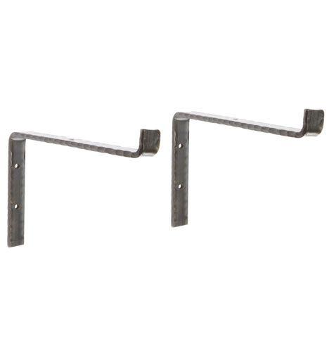 Industrial Simple Iron Shelf Bracket  Rejuvenation
