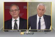 Jorge Ramos fue Al Punto con Rafael Reif, presidente de MIT, otro ejemplo de superación.