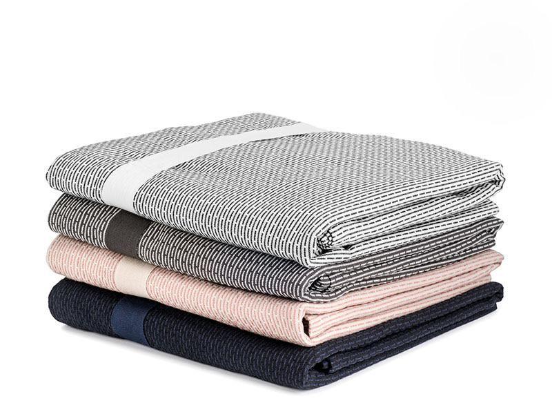 The Organic Company Wellness Towel Morning Grey – Trouva