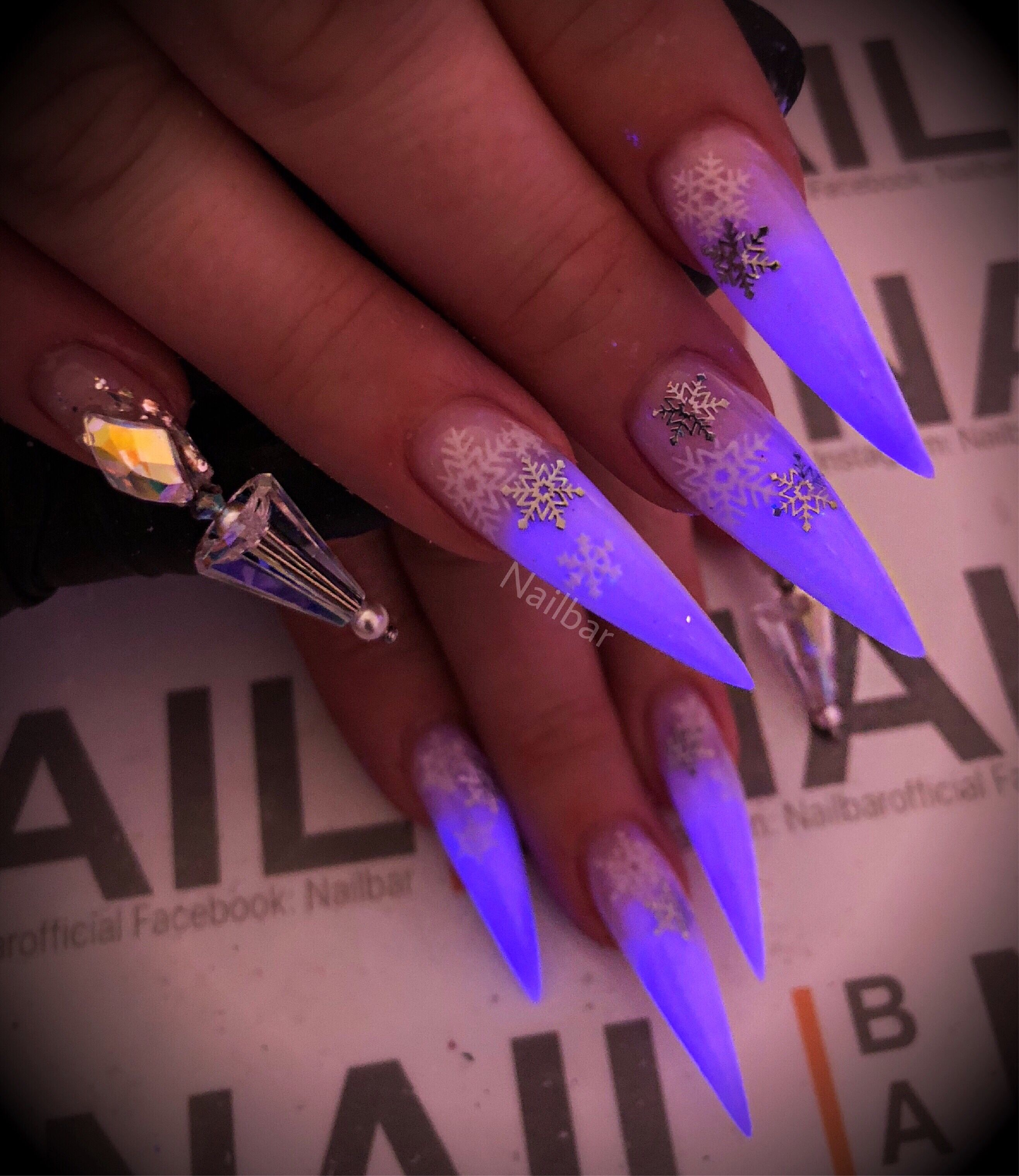Piggieluv Freehand Stairway To Heaven Nail Art: Pin By Marissa Solis On Nailart