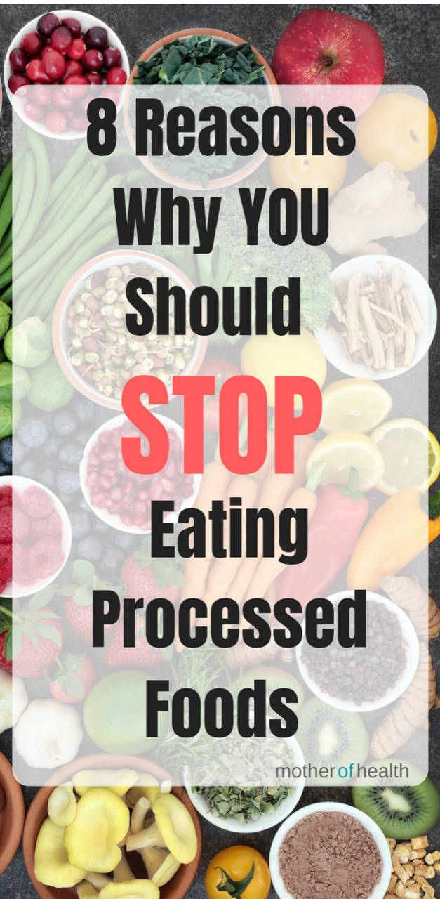 What About Clean Eating? What are processed foods, Non
