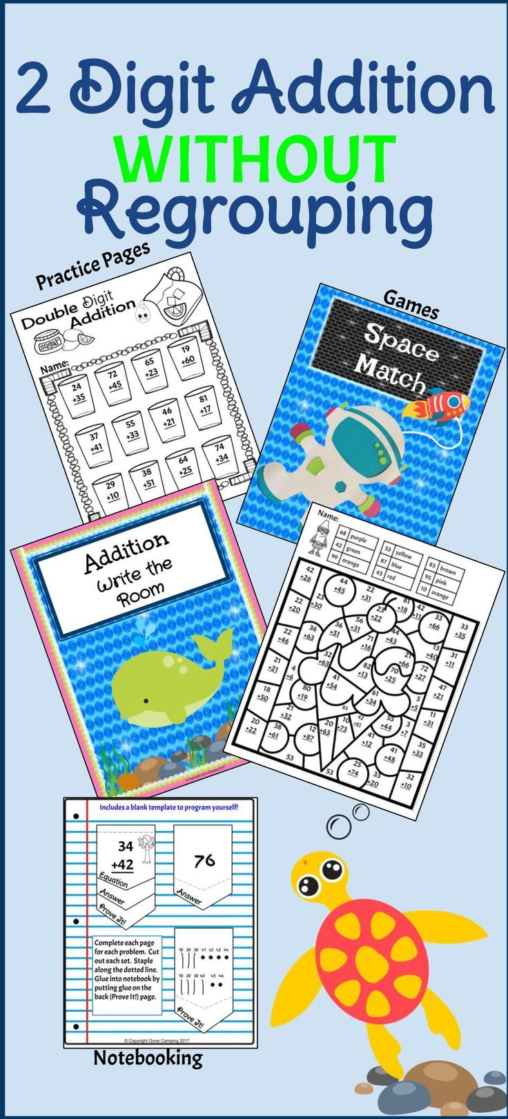 Introductory Price Only 9 00 That S 50 Off Only Through 6 29 It Is So Hard To Find 2 Dig Math Fluency Activities Elementary School Math Regrouping How to price addition
