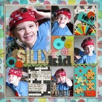 A Project by MamaBeeScrappin from our Scrapbooking Gallery originally submitted 01/29/13 at 07:15 AM
