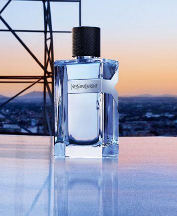 7b9da33330d Men's Y Eau de Toilette Spray, 3.3 oz | Perfumes | Yves saint ...