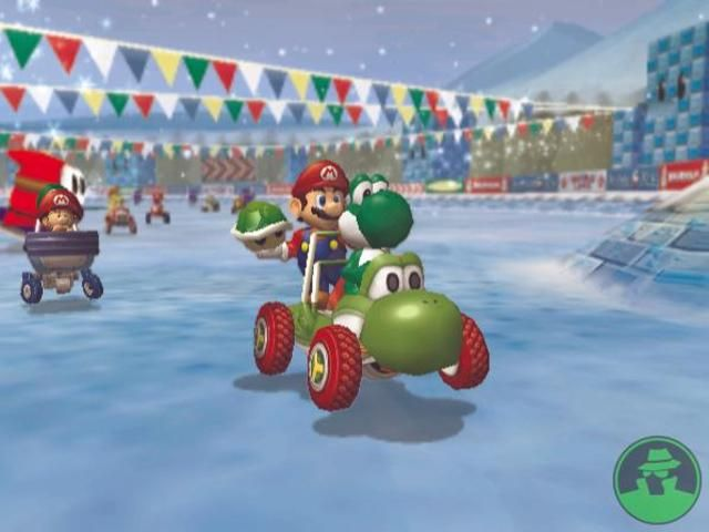Mario Kart Double Dash Best Race Game Mario Kart Mario Super Mario Brothers