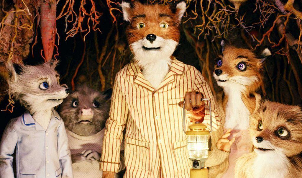 39 Fantastico Sr Fox 2009 Fantastico Sr Fox El Fantastico Senor Zorro Peliculas De Animacion